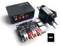 Raspberry Pi Piano DAC Bundle mit Subwoofer