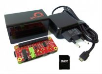 JustBoom DAC Zero Bundle with Raspberry Pi Zero W and Max2Play