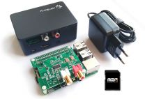 Raspberry Pi HiFiBerry Dac+ Bundle