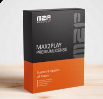 Max2Play Premium License