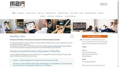 Max2Play License