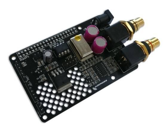i-Sabre V3 DAC