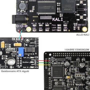 Audiophonics I-Sabre DAC ES9028Q2M | shop.max2play.com